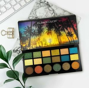 Tropical Passion Makeup Eyeshadow Palette